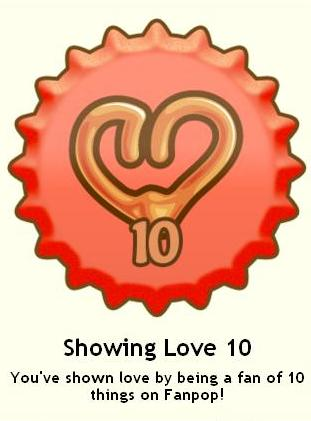 Showing Love 10