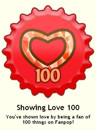 hiển thị tình yêu 100 mũ lưỡi trai, cap