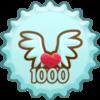 Fanpop Caps photo entitled Showing Love 1000 Cap