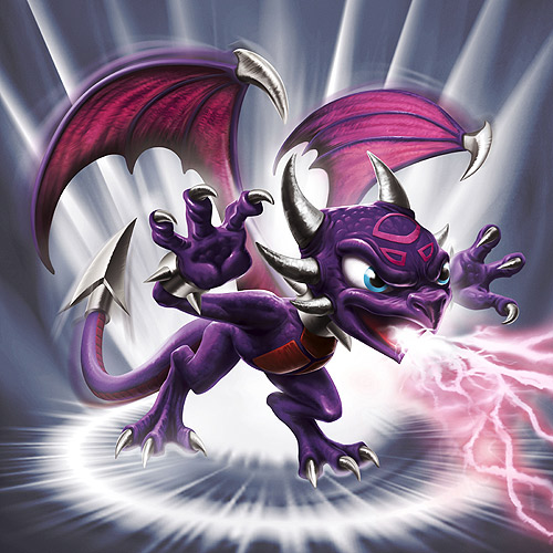 Spyro The Dragon پیپر وال probably containing a red cabbage titled Skylanders: Cynder