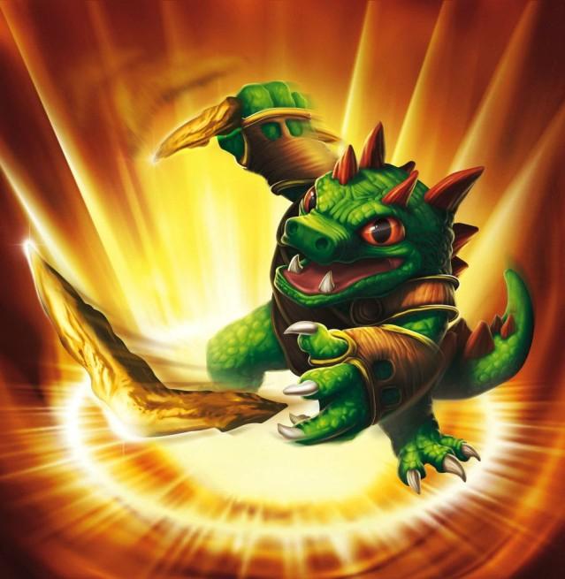 Skylanders: Dino-Rang