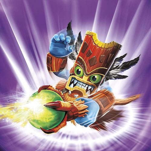 Spyro The Dragon پیپر وال entitled Skylanders: Double Trouble