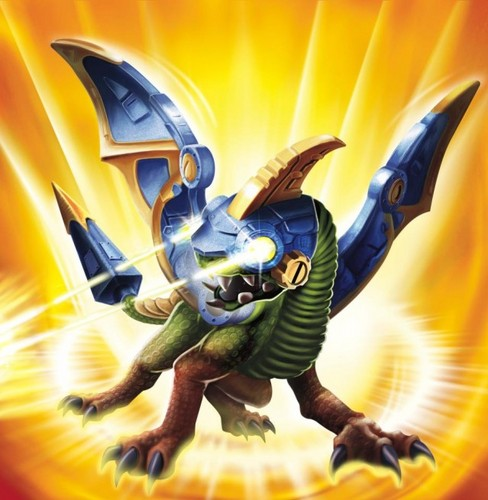 Skylanders: Drobot - spyro-the-dragon Photo