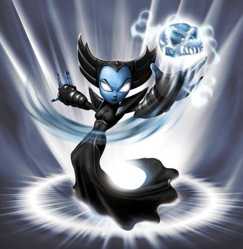 Spyro The Dragon achtergrond entitled Skylanders: Hex