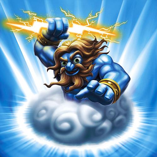 Skylanders: Lightning Rod