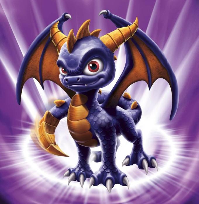 Skylanders spyro spyro the dragon photo 29265554 fanpop - Images skylanders ...