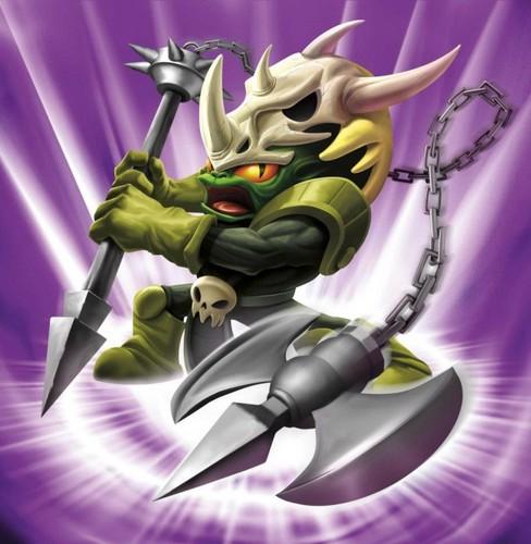 Skylanders: Voodood