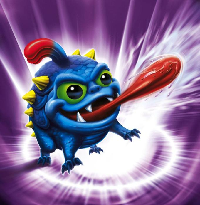 Spyro The Dragon Skylanders: Wrecking Ball