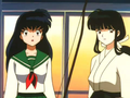 Something you don't usually see!! - inuyasha screencap