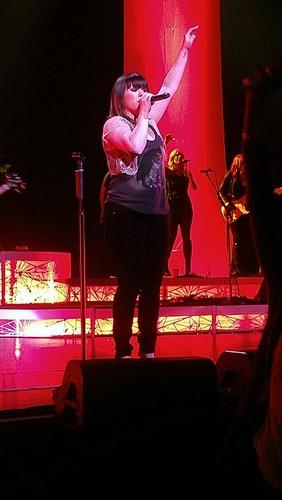 Stronger Tour 2012 MGM Grand Theater - Mashantucket, CT - January 13