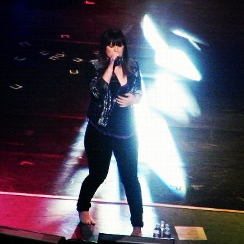 Stronger Tour 2012  Trump Taj Mahal Mark G. Etess Arena - Atlantic City, NJ - January 15 - kelly-clarkson Photo