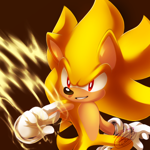 Sonic The Hedgehog Images Super Sonic HD Wallpaper And