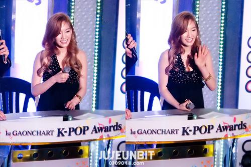 Taeyeon @ 1st Gaon Chart K-Pop Awards