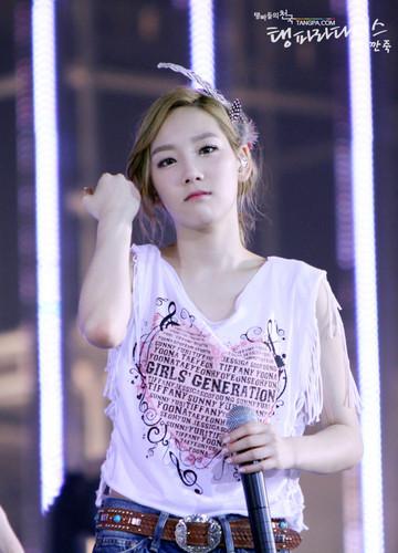 Taeyeon @ Girls' Generation Tour in Bangkok