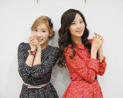 Taeyeon & Seohyun @ muziki Core