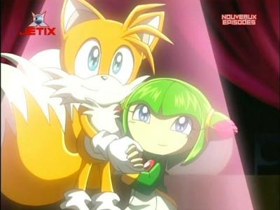tails couples wallpaper titled Taismo