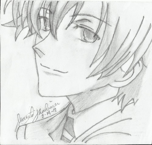 Tamaki drawing
