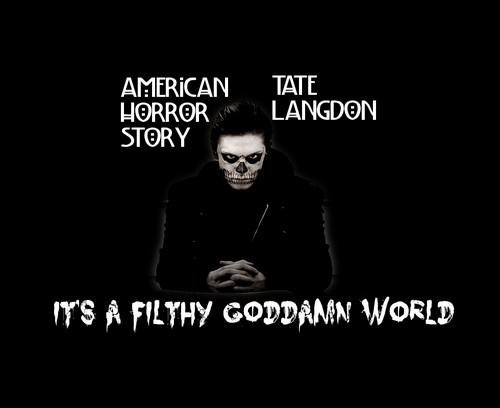 Tate Langdon