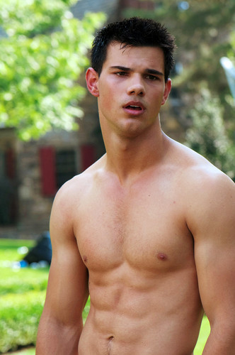 Taylor Lautner wallpaper possibly containing a hunk called Tay