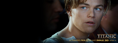 Titanic 3D Movie Facebook covers