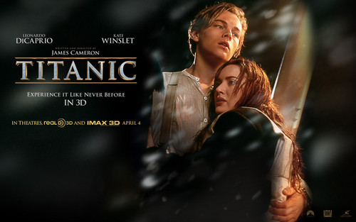 Titanic 3D Movie Walpapers - titanic Wallpaper