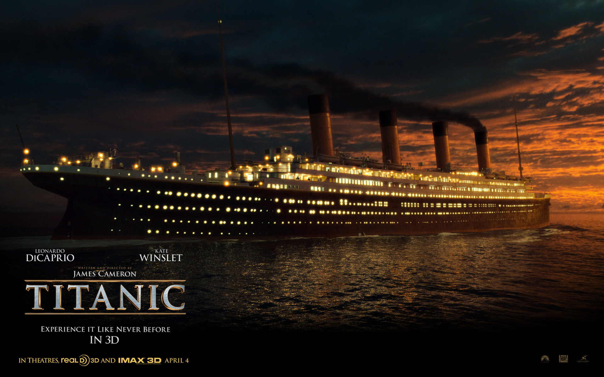Fast And Furious 3 Full Movie >> Titanic images Titanic 3D Movie Walpapers HD wallpaper and background photos (29240497)