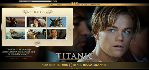 titanic wallpaper probably containing a newspaper and animê titled titanic Official Website Captures