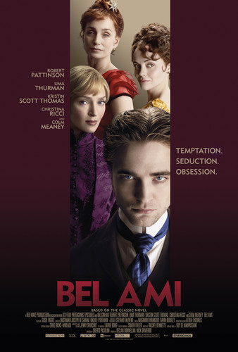 UK Bel Ami Poster - bel-ami Photo
