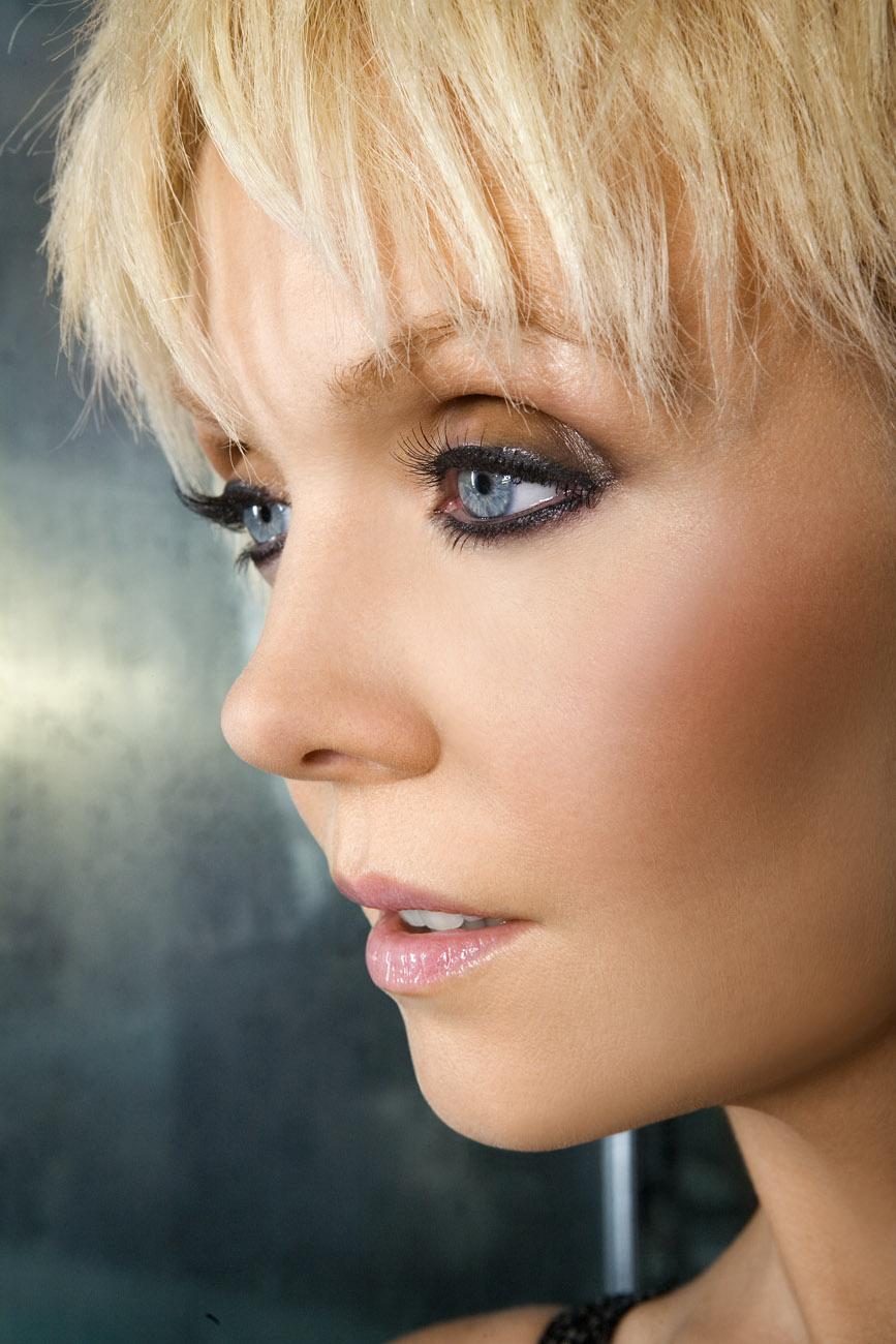 Макияж глаз певицы валерии фото
