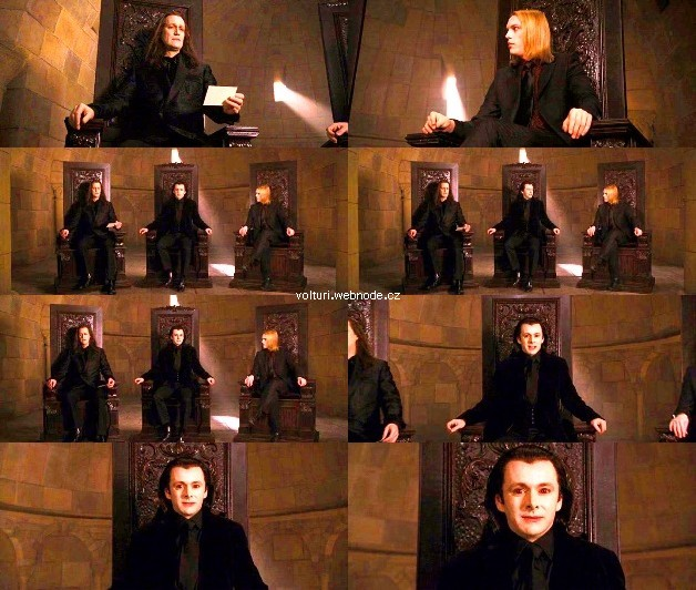 Volturi Breaking dawn