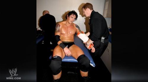 Wade's injury ছবি