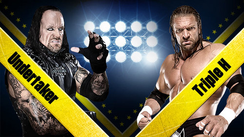 Wrestlemania 28:Undertaker vs Triple H