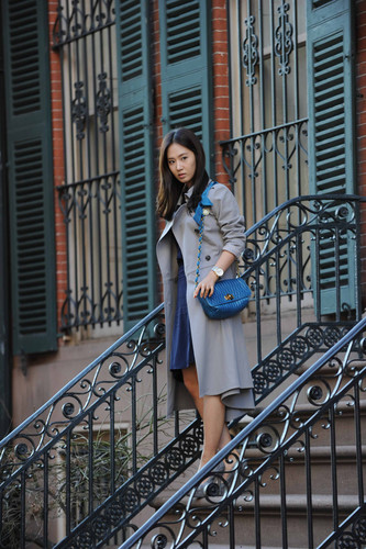 Yuri @ SBS Fashion King Drama Shooting in New York