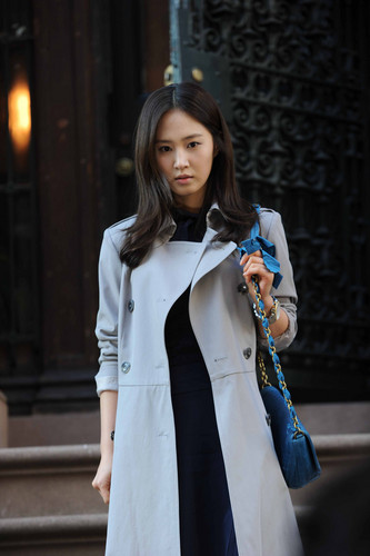 Yuri @ SBS Fashion King Drama Shooting in New York