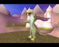 Zane - spyro-the-dragon photo