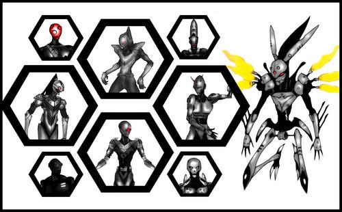 blade - enemy robots