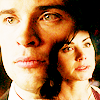 Smallville photo with a portrait called clois