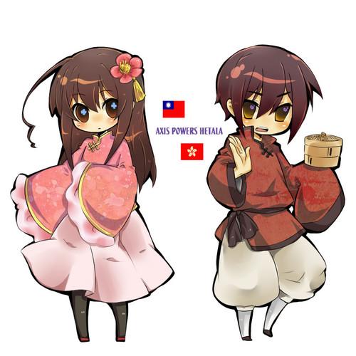 hongkong x taiwan
