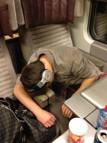 liam asleep