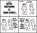 lol so true :) - 21-jump-street fan art