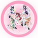 mew_mew_waitress - mew-mew-power-rules icon