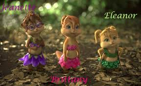 new chipettes outffits