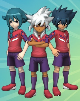 Orges team inazuma eleven photo 29245725 fanpop