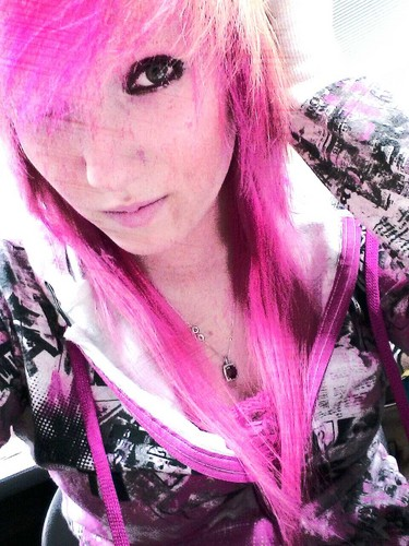 Emo scene hairstyles images scene hair hd wallpaper and background photos 29252237 - Emo scene wallpaper ...