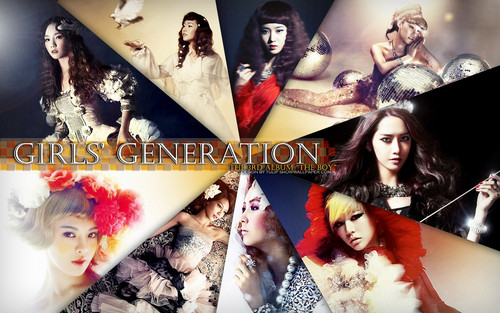 S♥NEISM wallpaper entitled snsd the boys