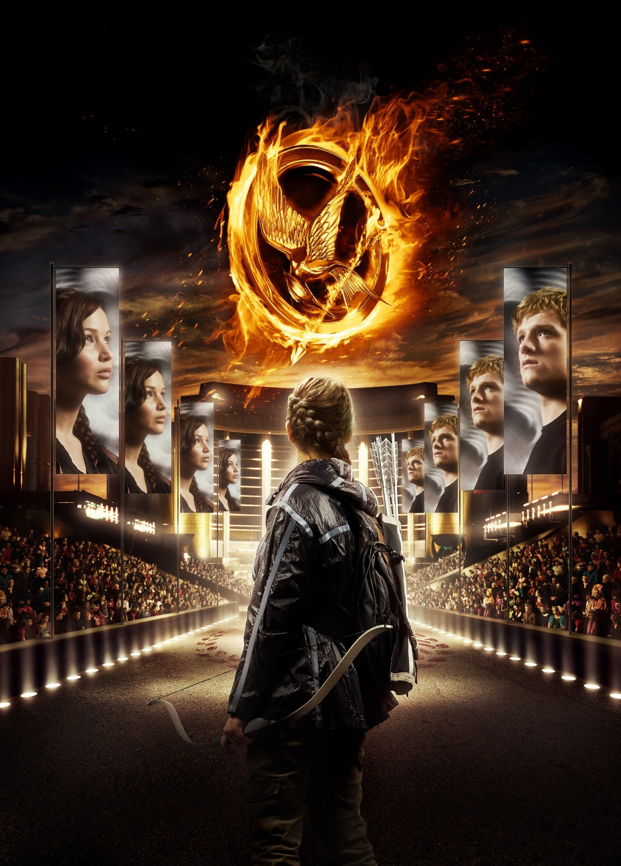 untagged THG poster - Katniss Everdeen Photo (29266811 ...