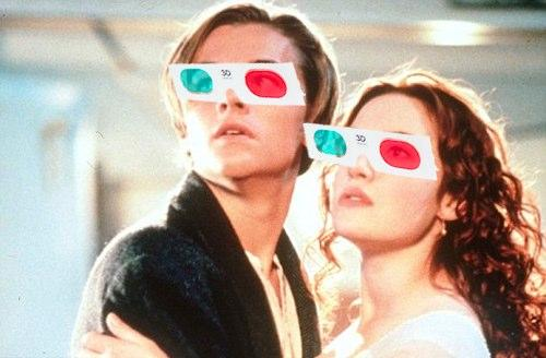 watch Titanic in 3D