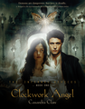 'Clockwork Angel' fanmade book cover - clockwork-angel fan art