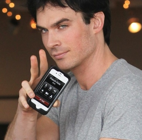 Ian Somerhalder phone number