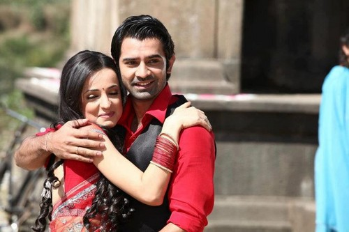 Iss Pyar Ko Kya Naam Doon images ♥Khushi and Arnav♥ HD wallpaper and background photos